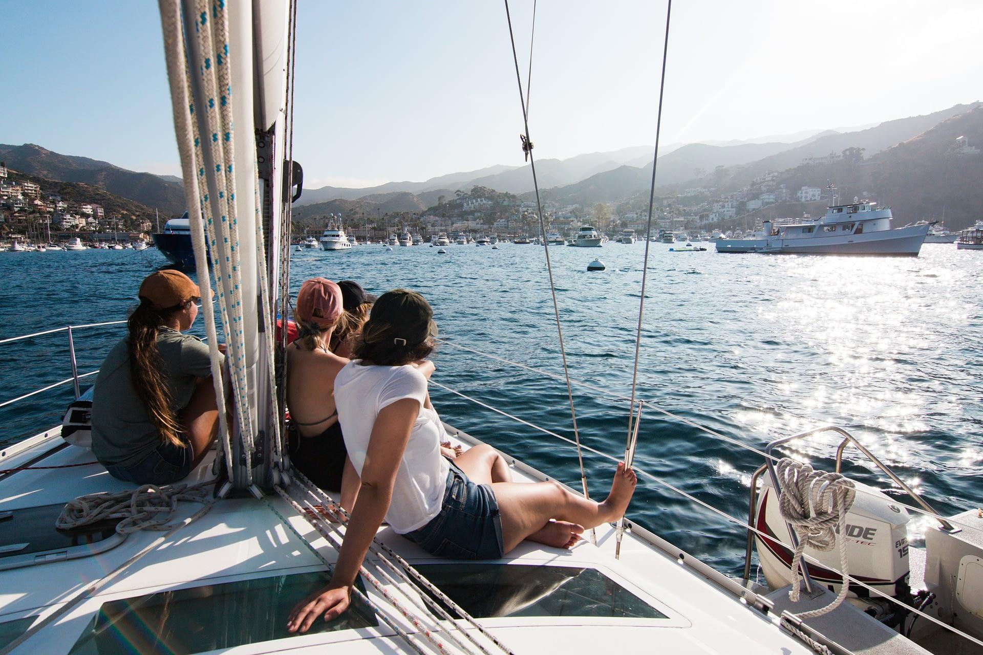 Sailing holidays croatia, learn to sail, rya courses split croatia