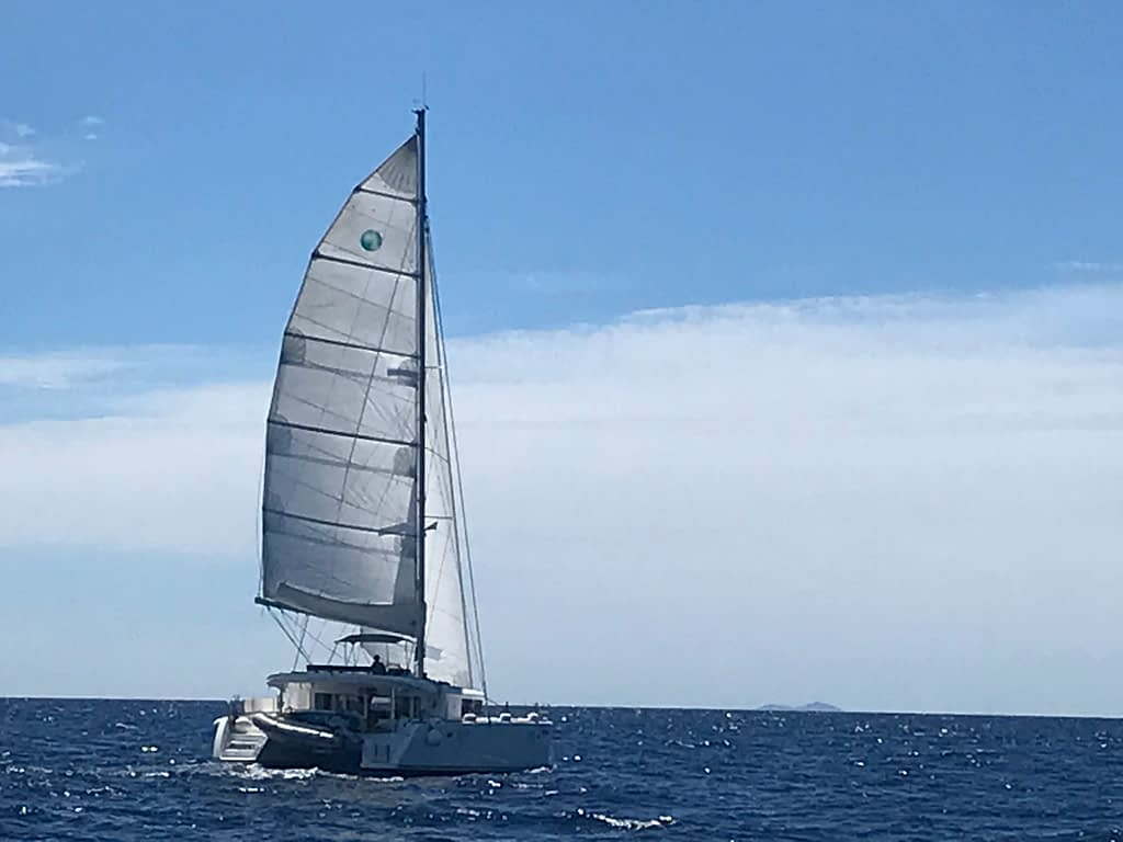 Spain Yacht Delivery
