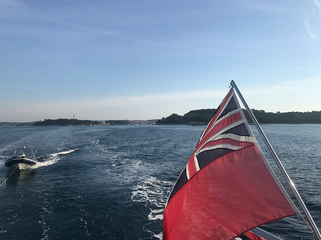 UK Yacht Delivery