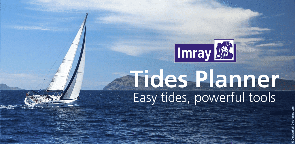Imray tides and planner Crew Apps