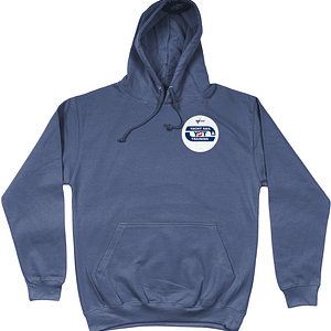 "Hoodie ""To Travel Is To Live"" Sailing Top Yacht Sail Training"