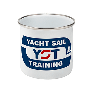 Enamel Passage Mug Yacht Sail Training