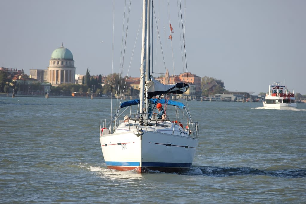 Sailing Yacht Delivery