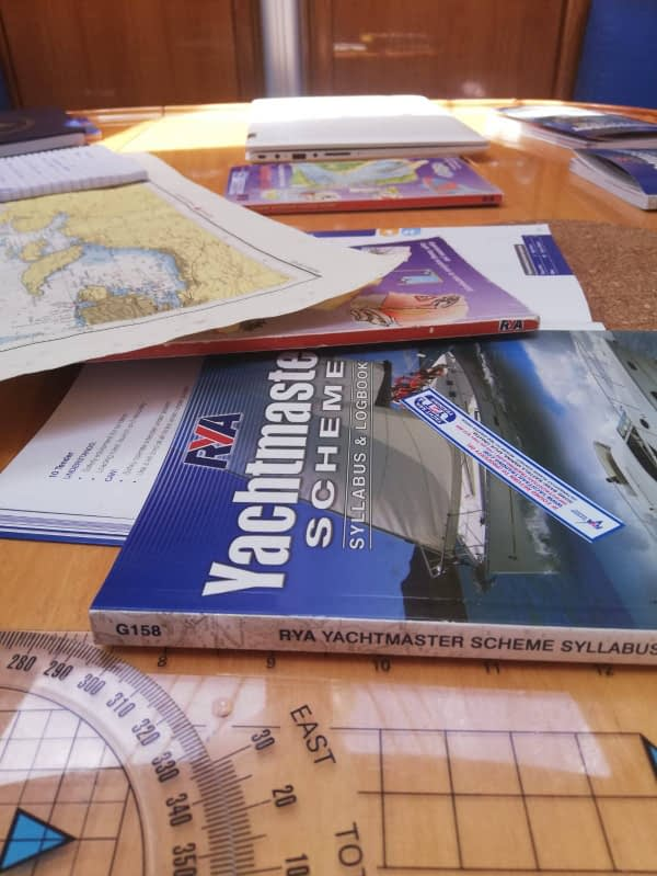 RYA Coastal Skipper Practical Course – 5 Days / 4 Nights Onboard