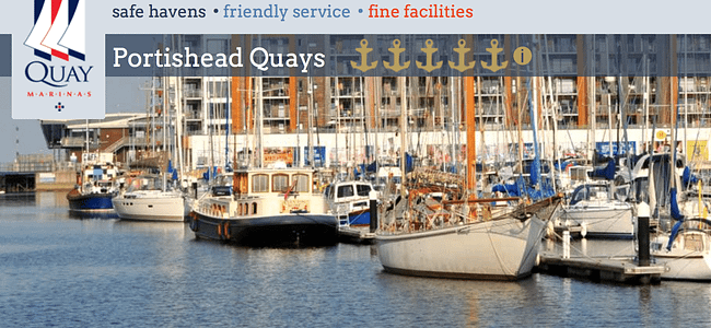 Portishead Quays Marina Information