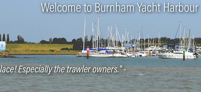 Burnham Yacht Harbour Marina