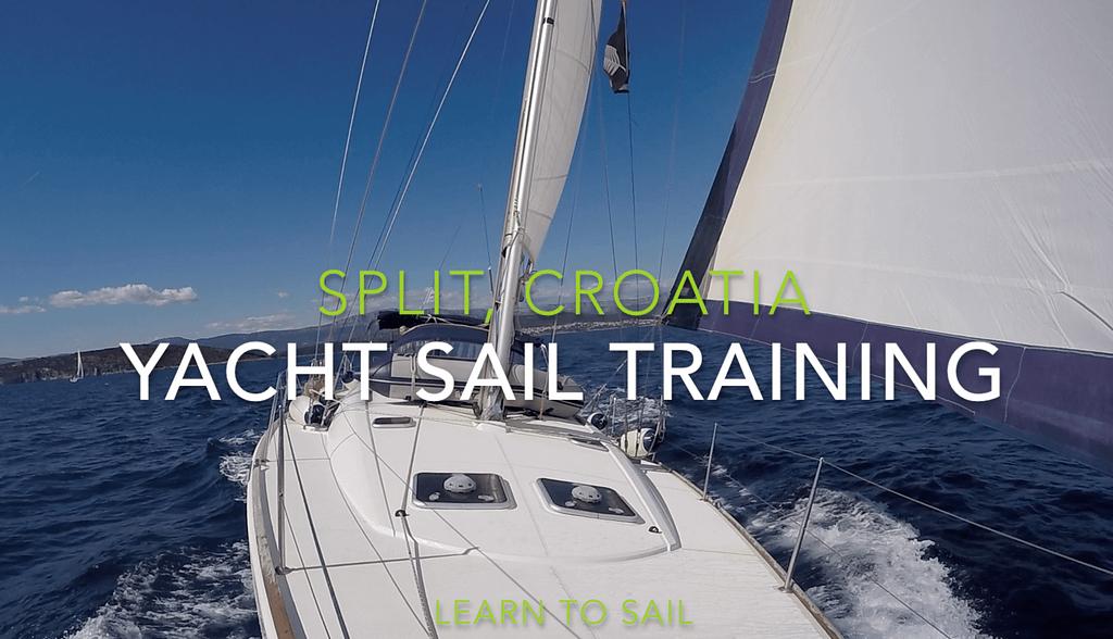 learn sailing croatia holidays rya sailing school split croatia