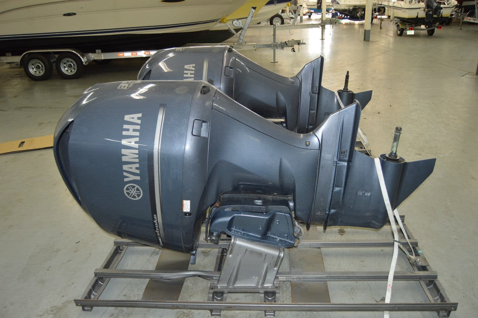 New And Used Various Outboard Motor Engines For Sale Yst Free Ads