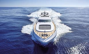 33M. MANGUSTA 108 SUPERYACHT 26% DISCOUNT FOR JUN 7,000€ / DAY