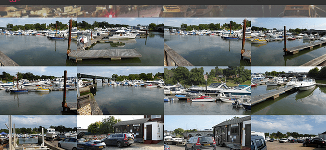 Cabin Boat Yard Southampton