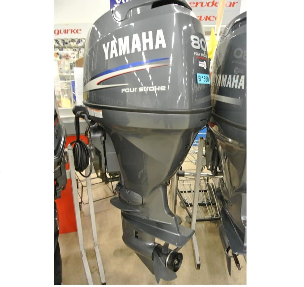 Used Yamaha HP 4-Stroke Outboard Motor Engine for sale - YST Free Ads
