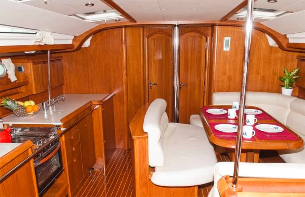 Sailing Yacht RYA Training Split Croatia