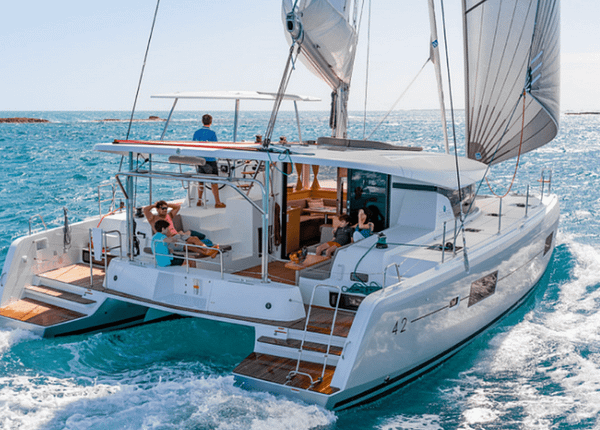 Catamaran RYA Training – Competent Crew | Day Skipper