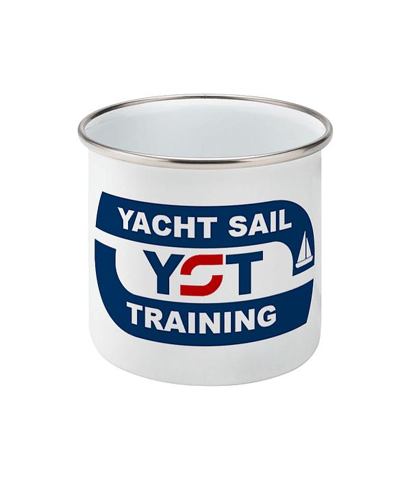 Enamel Passage Mug Yacht Sail Training