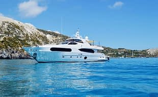 Mykonos 33m Gulf Craft Superyacht Reduced FROM 4.75M€ TO 4M€ - YST Yacht Adverts | Yacht Crew Listings | Yachts For Sale | Worldwide Yacht Sales | Greece