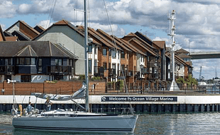 Ocean Village Marina Southampton Idillic Marina With Full Facilities Set In The Heart Of Southampton. Boat Shows, Service facilities + More. YST Classifieds Marina, Southampton Marina, Yachts, Ports, Mooring Uk, Yacht Storage